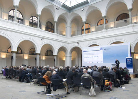 Projektkonferenz in Berlin